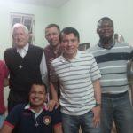 Formação dos Noviços com Pe. Wilson de Jesus Duran, sss –  27 de Maio a 03 de Junho/2015