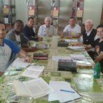 Formação dos Noviços com Pe. Vittório Baggi, sss  – 27 a 30 de Julho de 2015