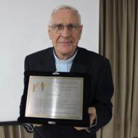 Pe. Felice Vittorio Baggi celebra Jubileu de Ouro
