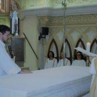 Nomeação de Pe. Marcelo Carlos,sss como Vigário Episcopal