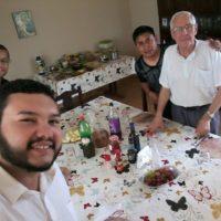 Chegada dos Noviços em Sete Lagoas - 02 de janeiro de 2017