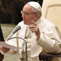 Na Catequese, Papa Francisco explica o que alimenta a esperança