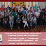 2ª Jornada Litúrgica e 28 ª Assembleia da Associação dos Liturgistas do Brasil