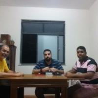 Formação dos Pré – Noviços com Pe. Hernaldo Farias, sss