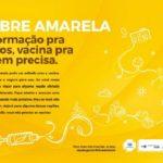 Governo lança campanha com orientações sobre febre amarela