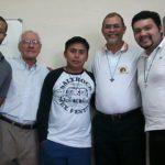 Formação dos Noviços com Pe. Hernaldo Farias,sss
