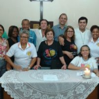 Encontro da Associação dos Leigos e Leigas Sacramentinos do Rio de Janeiro