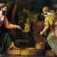 A fonte de água viva: Jesus