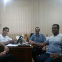 Reunião da Equipe Administrativa da Província