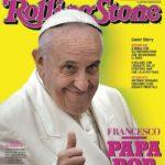 Rolling Stone Itália: o Papa é pop!