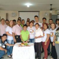 Despertar Vocacional Sacramentino na Igreja São Benedito em Fortaleza