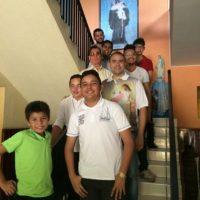 Encontro Vocacional no Regional 1 - Fortaleza