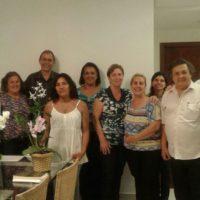 Visita Canônica à Comunidade de Sete Lagoas