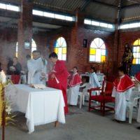 Escolásticos em missão na Colômbia