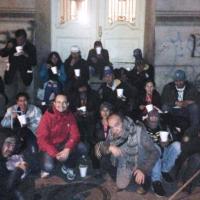 Escolásticos em Bogotá dão exemplo de solidariedade