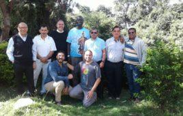 Reunião da Equipe de Formação Inicial da Província