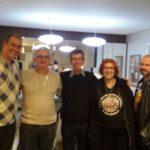 Visita da Coordenação ALLS  ao Leigo Sacramentino José Carlos Pizani
