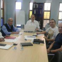 Reunião do Conselho - maio de 2017