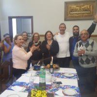 Comemoração do aniversário de Pe. Hernaldo Farias,sss