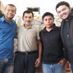 Formação dos Noviços com Pe. Christian Retamales,sss