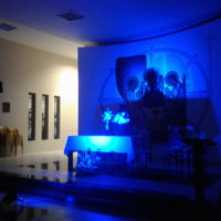 1ª Semana Eucarística - Paróquia Santíssima Trindade