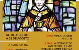 Tríduo 2017 – São Pedro Julião Eymar
