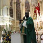 20 anos de Ordenação Presbiteral de Pe. Gregoire Dog,sss