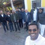 Encontro fraterno das comunidades sacramentinas