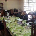 Formação dos Noviços com Pe. Vitório Baggi,sss