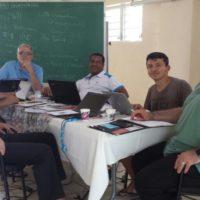 Encontro da CLAS em Caguas - Porto Rico