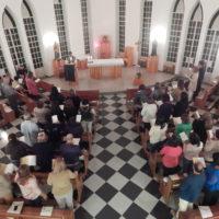 1º dia da IX Assembleia da Associação dos Leigos e Leigas Sacramentinos