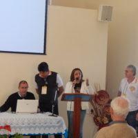 2º dia da IX Assembleia da Associação dos Leigos e Leigas Sacramentinos