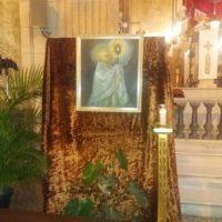 Comemorações na Paróquia de Sant'Ana no Rio de Janeiro