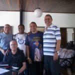 Reunião do Conselho em Itaipava