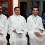 Irmãos Sacramentinos recebem o Ministério do Leitorato