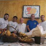 Formação no Noviciado CLAS com Pe. Hernaldo Farias,sss