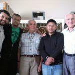 Formação dos Noviços com Pe. Andrés Taborda,sss