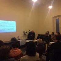 Curso Bíblico em Buenos Aires: participação da ALLS