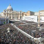Aumentou o número de católicos no mundo?
