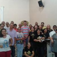 Encontro de Espiritualidade Eucarística em Fortaleza