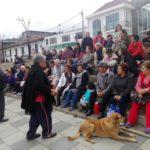 Escolásticos participam de peregrinação religiosa e ecológica na Colômbia