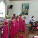 Outubro rosa na Paróquia da Boa Viagem em Belo Horizonte