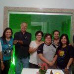 Reunião de  formação continuada da ALLLS em Caratinga