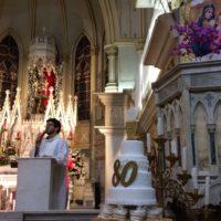 80 anos da Adoração Perpétua em Belo Horizonte