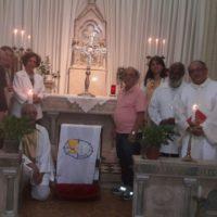 Celebração da Fundação da Agregação do Santíssimo Sacramento na Boa Viagem