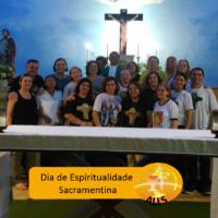 Dia de Espiritualidade Sacramentina em Fortaleza