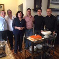 Cumpleaños Maria Luz - Coordinadora ALLS Buenos Aires