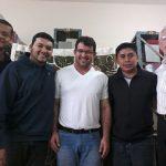 Formação no noviciado com Pe. Mário Pimentel