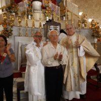 83 anos de Pe. Edson Franco,sss