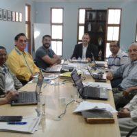 Reunião da Pastoral Vocacional Provincial